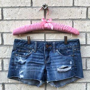 American Eagle Cutoff Shorts Size 2